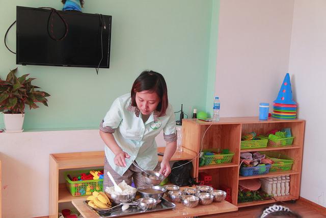 Dinh dưỡng tại Việt Úc 01