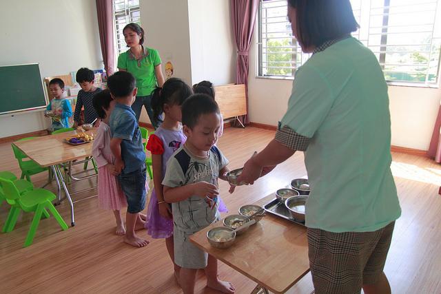Dinh dưỡng tại Việt Úc 04