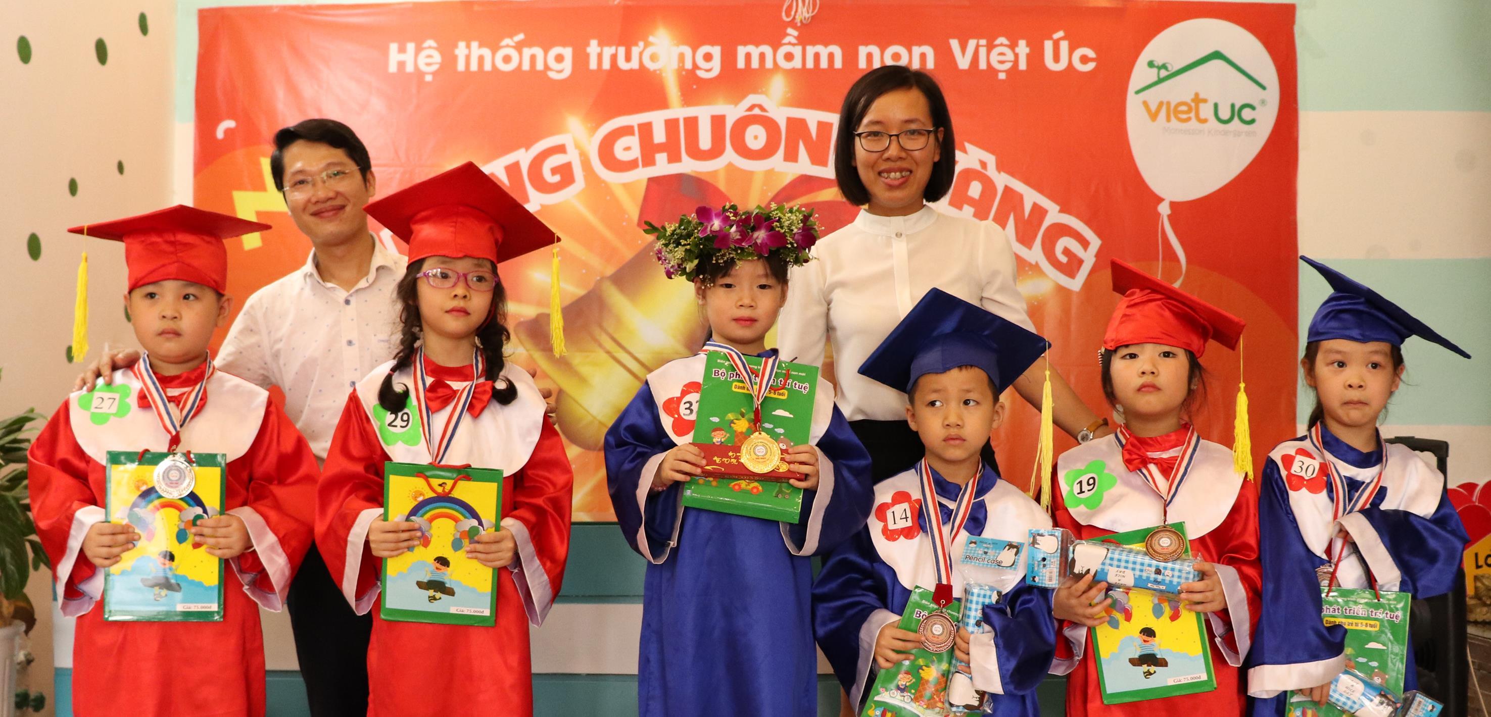 Ngoại khóa Tháng 04/2019 Việt Úc - Cuộc thi Rung Chuông Vàng