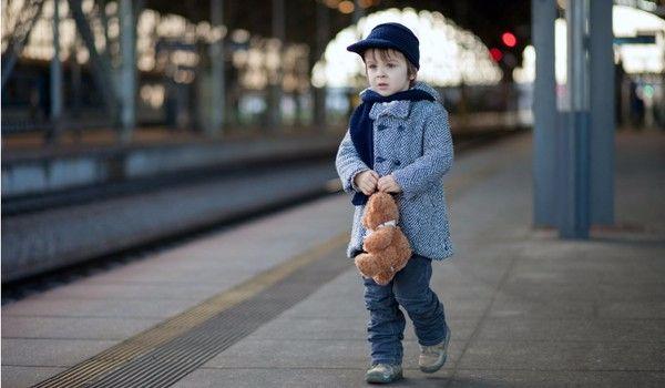 Kỹ năng cần thiết dạy trẻ nhỏ khi bị lạc