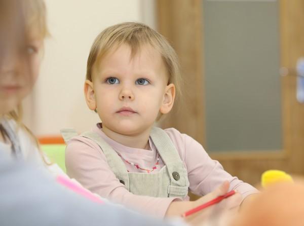Lớp Mẫu Giáo nhỡ  4- 5 tuổi