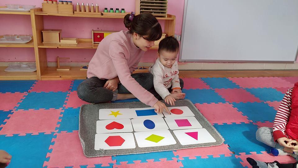 Phương pháp giáo dục Montessori