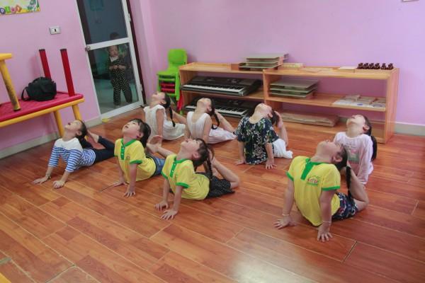 Lớp múa chuyên sâu
